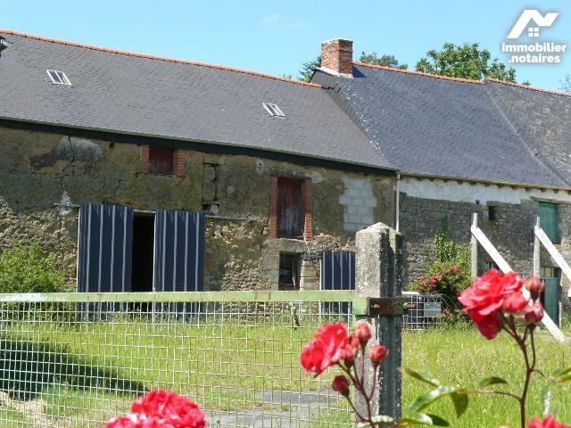 Vente - Maison - Miniac-sous-Bécherel - 100.0m² - 1 pièce - Ref : 22046/22046-86