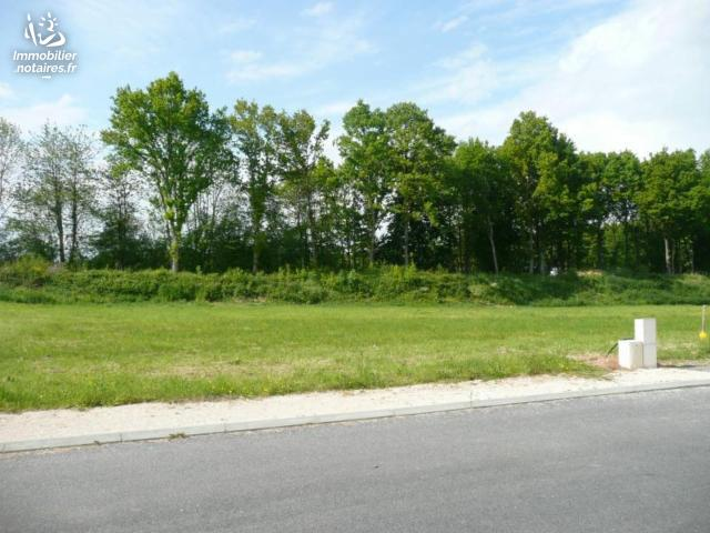 Vente - Terrain à bâtir - Bazoche-Gouet - 652.00m² - Ref : LBGTAB