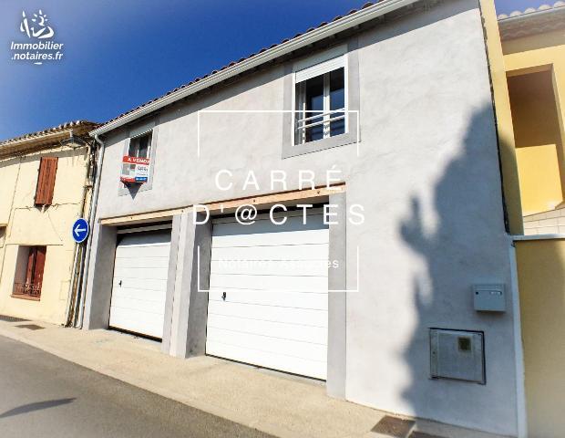 Vente - Maison - Garons - 73.50m² - 4 pièces - Ref : 1010954