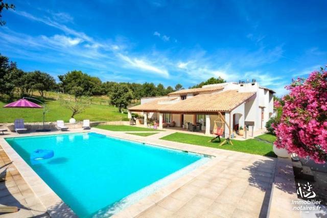 Vente - Maison - Saint-Sériès - 298.00m² - 10 pièces - Ref : 1008080