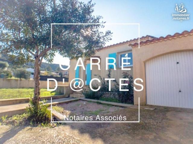 Vente - Maison - Saint-Bonnet-du-Gard - 95.00m² - 4 pièces - Ref : 1010091