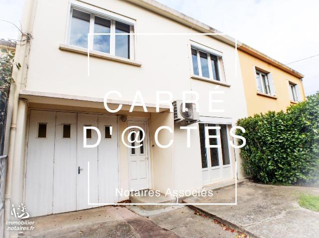 Vente - Maison - Saint-Gilles - 82.00m² - 4 pièces - Ref : 1010149