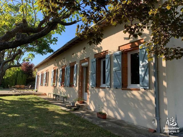 Vente - Maison - Aureville - 267.00m² - 8 pièces - Ref : 238