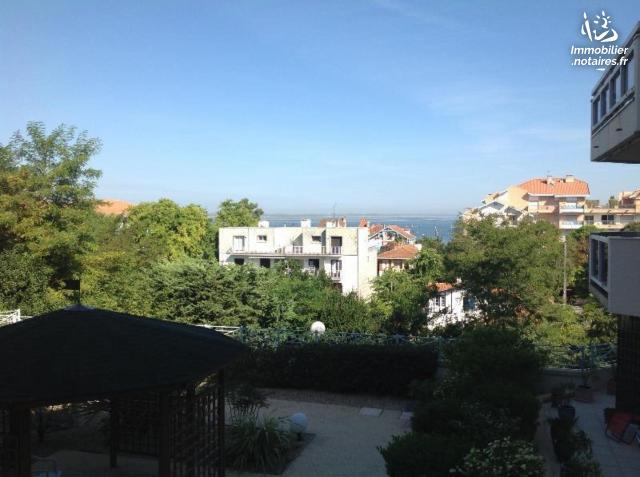 Vente - Appartement - Arcachon - 45.00m² - 2 pièces - Ref : 022/774