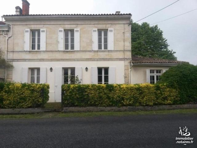 Vente - Maison - Jau-Dignac-et-Loirac - 200.00m² - 7 pièces - Ref : 034/183