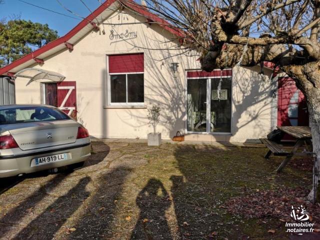 Vente - Maison - Soulac-sur-Mer - 75.00m² - 4 pièces - Ref : 100/1608