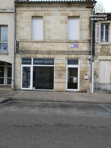 Vente - Immeuble - Lesparre-Médoc - 0.00m² - Ref : 100/1601