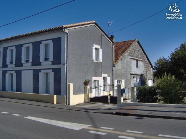 Vente - Maison - Coutras - 150.00m² - 5 pièces - Ref : 118/1290