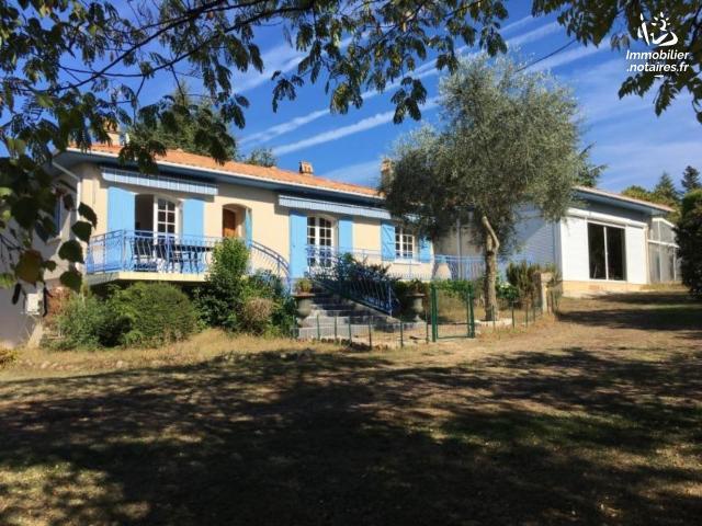 Vente - Maison - Lugon-et-l'Île-du-Carnay - 222.00m² - 7 pièces - Ref : 118/1289
