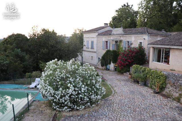 Vente - Maison - Libourne - 253.00m² - 7 pièces - Ref : 118/1163