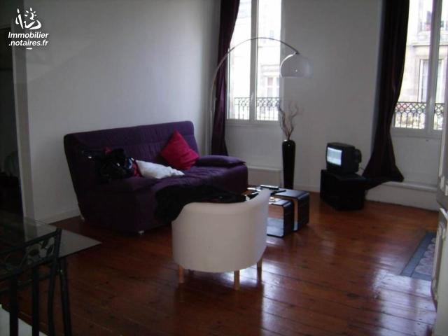 Location - Appartement - Bordeaux - 52.70m² - 2 pièces - Ref : 145/338
