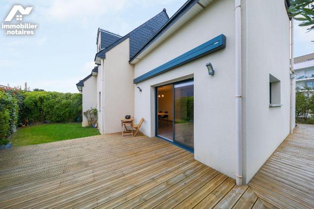 Vente - Maison - Thorigné-Fouillard - 111.0m² - 5 pièces - Ref : 35009/35009/CM-80