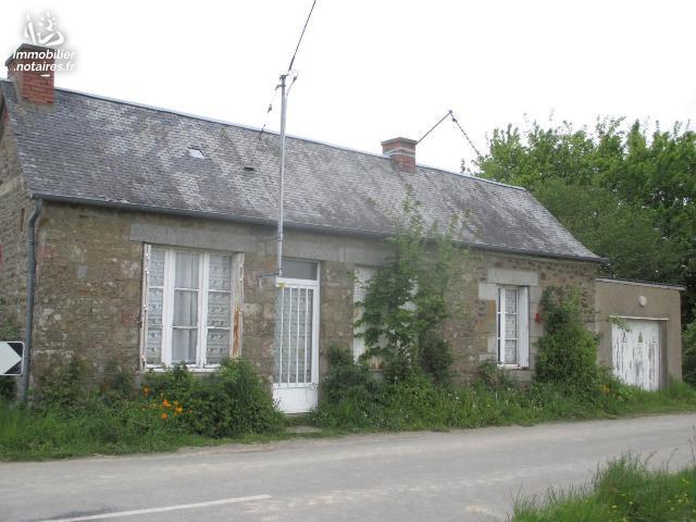 Vente - Maison - Parigné - 56.59m² - 4 pièces - Ref : 11737/520
