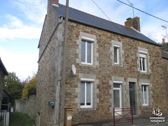 Vente - Maison - Dompierre-du-Chemin - 99.00m² - 5 pièces - Ref : 11737/527