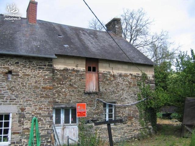 Vente - Maison - Pleine-Fougères - 50.00m² - 1 pièce - Ref : 100/230