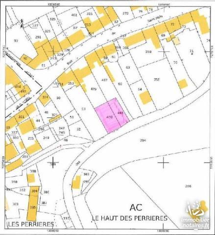 Vente - Terrain à bâtir - Saint-Broladre - 564.00m² - Ref : 100/854