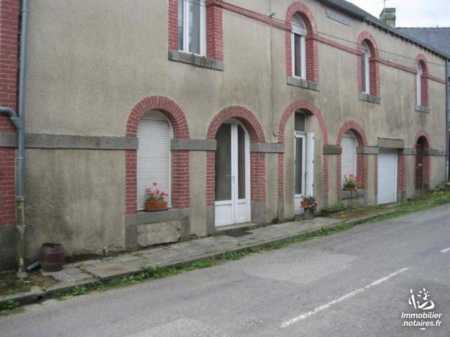 Vente - Maison - Trans-la-Forêt - 125.00m² - 4 pièces - Ref : 100/973