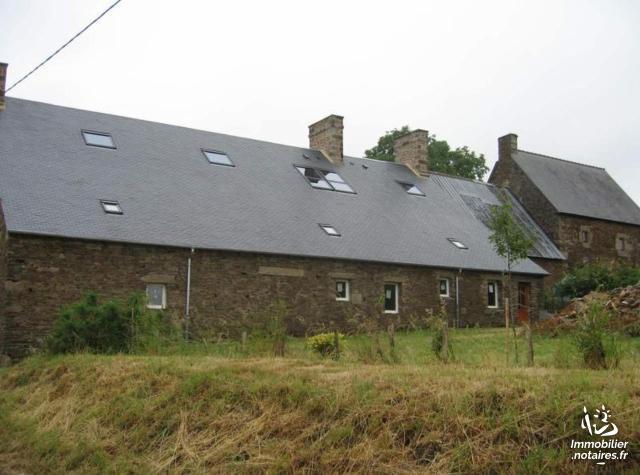 Vente - Maison - Sougéal - 490.00m² - 9 pièces - Ref : 100/1212