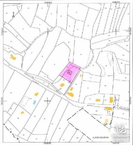 Vente - Terrain à bâtir - Roz-sur-Couesnon - 2000.00m² - Ref : 100/258
