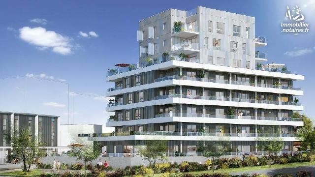 Vente - Appartement - Rennes - 39.65m² - 1 pièce - Ref : 35129-980