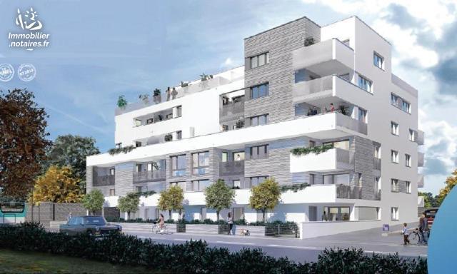 Vente - Appartement - Rennes - 86.00m² - 4 pièces - Ref : 35129-983