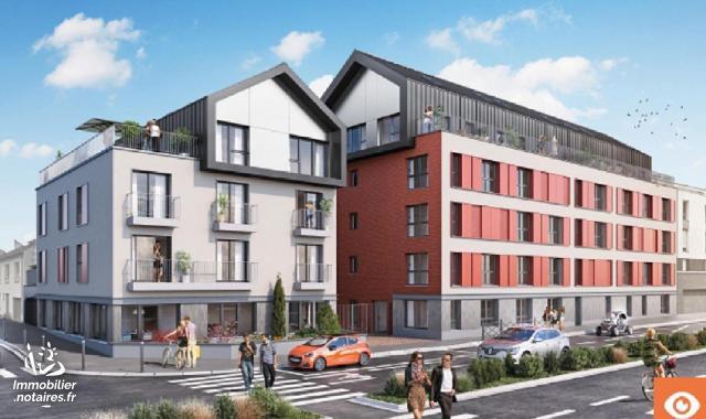 Vente - Appartement - Rennes - 78.00m² - 4 pièces - Ref : 35129-1044