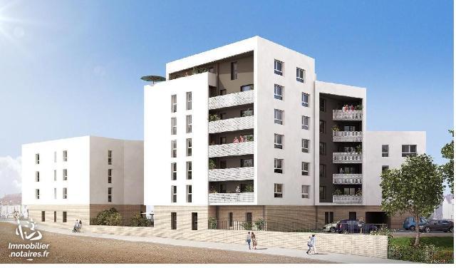 Vente - Appartement - Rennes - 44.00m² - 2 pièces - Ref : 35129-1058