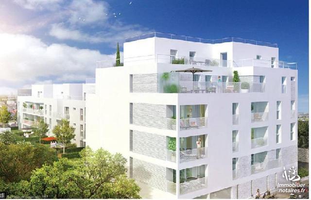 Vente - Appartement - Rennes - 42.00m² - 2 pièces - Ref : 35129-1061