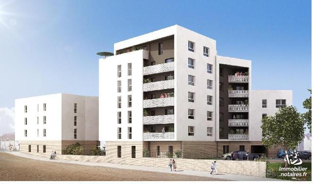 Vente - Appartement - Rennes - 63.00m² - 3 pièces - Ref : 35129-1059