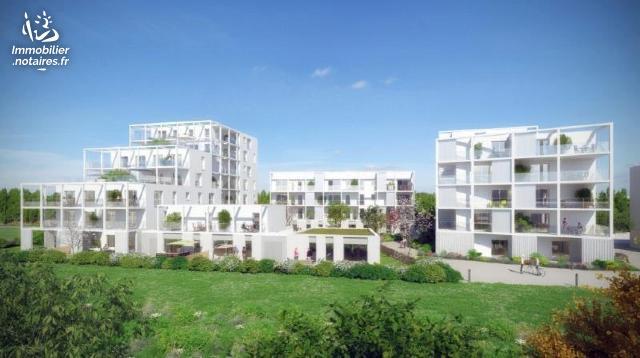 Vente - Appartement - Rennes - 47.20m² - 2 pièces - Ref : 35129-1056