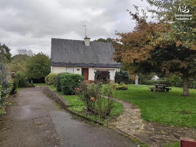 Location - Maison - Saint-Erblon - 125.00m² - 5 pièces - Ref : 35129-1063