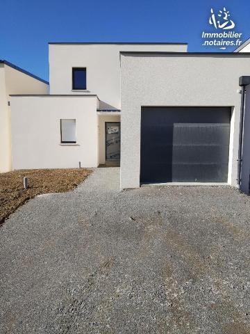 Location - Maison - Noyal-Châtillon-sur-Seiche - 108.54m² - 6 pièces - Ref : 35129-1066