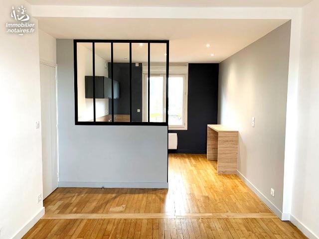 Vente - Appartement - Bruz - 45.54m² - 2 pièces - Ref : 35129-1065