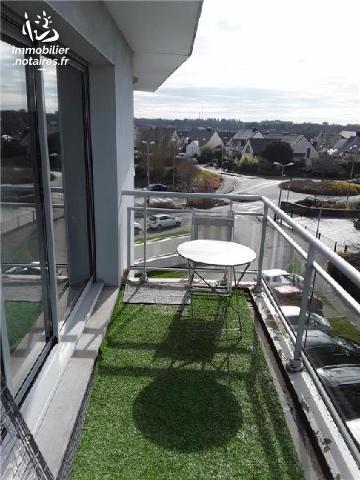 Location - Appartement - Cesson-Sévigné - 61.64m² - 3 pièces - Ref : 35129-1110