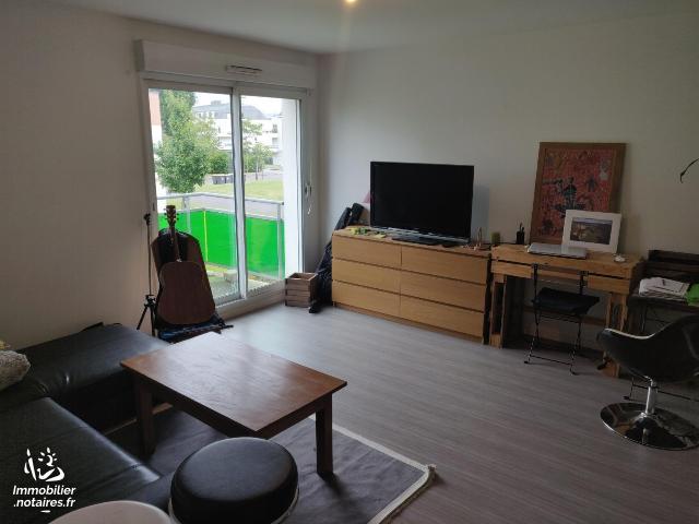 Location - Appartement - Bruz - 44.65m² - 2 pièces - Ref : 35129-1115