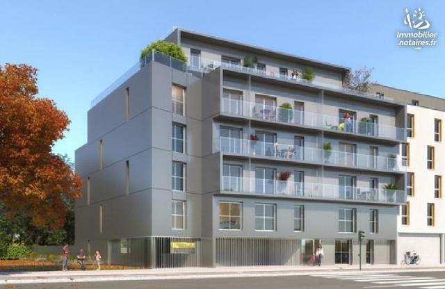 Vente - Appartement - Rennes - 42.45m² - 2 pièces - Ref : 35129-1114
