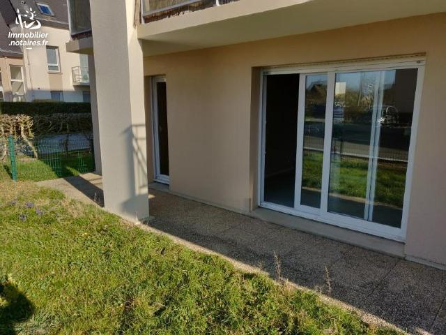 Location - Appartement - Vern-sur-Seiche - 34.00m² - 2 pièces - Ref : 35129-1109