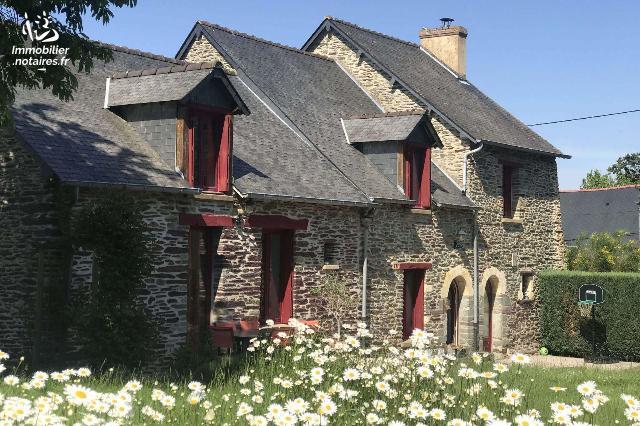 Vente - Maison - Laillé - 130.00m² - 6 pièces - Ref : 35129-1121