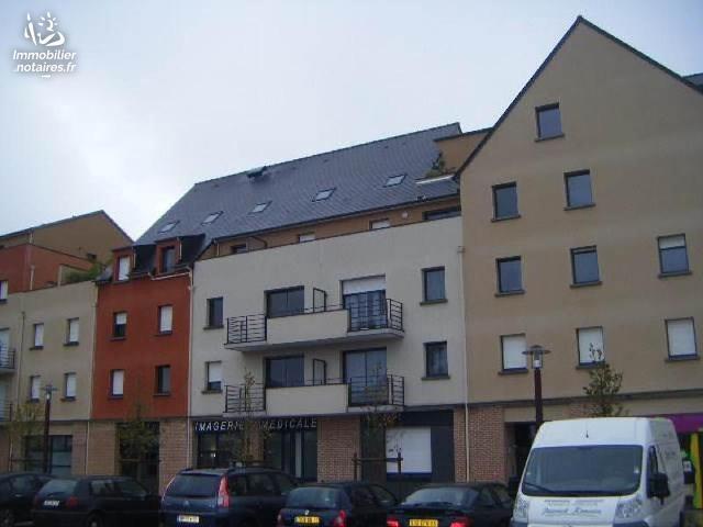 Location - Appartement - Bruz - 42.90m² - 2 pièces - Ref : 35129-1124