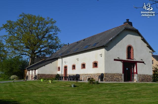 Vente - Maison - Bréal-sous-Montfort - 0.00m² - 11 pièces - Ref : 35129-1325