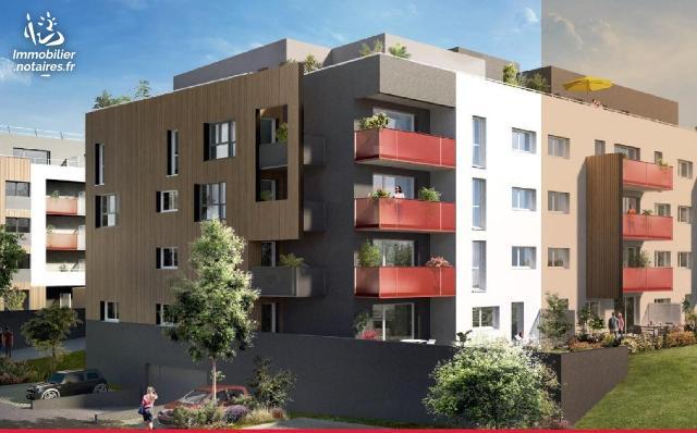 Vente - Appartement - Noyal-Châtillon-sur-Seiche - 64.00m² - 3 pièces - Ref : 35129-1559