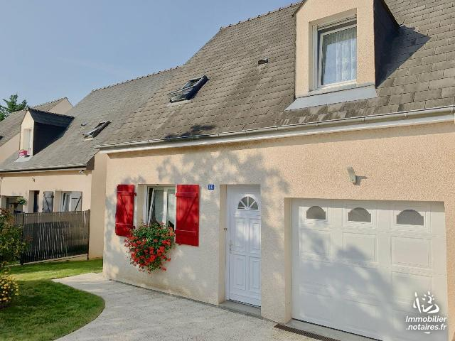 Vente - Maison - Vern-sur-Seiche - 83.50m² - 5 pièces - Ref : 35129-1562