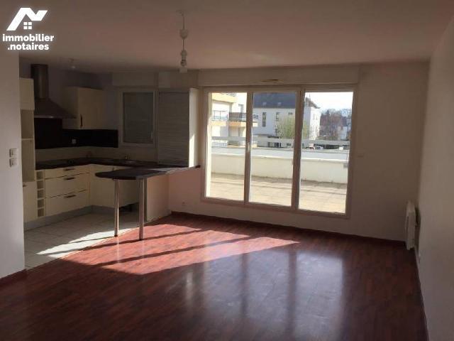 Location - Appartement - Bruz - 4 pièces - Ref : 35129-2508