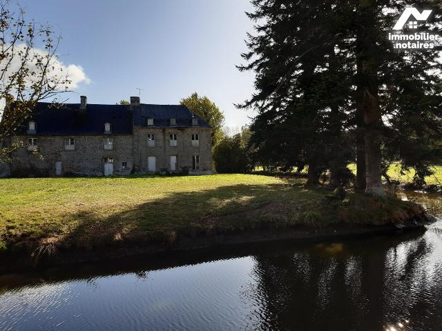 Vente - Maison - Pleine-Fougères - 1.0m² - 5 pièces - Ref : 35129/35129-354
