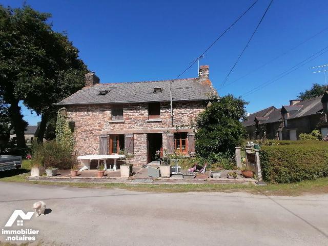 Vente - Maison - Saint-Senoux - 77.0m² - 4 pièces - Ref : 35129/35129-2703