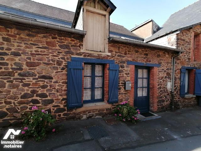 Location - Maison - Bréal-sous-Montfort - 32.0m² - 2 pièces - Ref : 35129/35129-2706