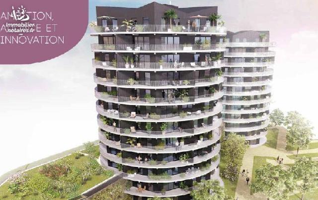 Vente - Appartement - Rennes - 80.00m² - 4 pièces - Ref : 35129-504