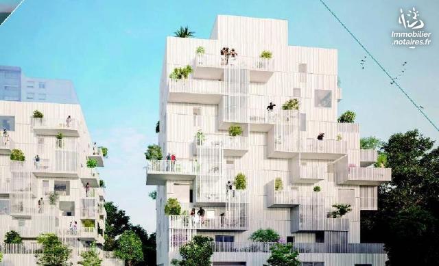 Vente - Appartement - Rennes - 64.00m² - 3 pièces - Ref : 35129-499