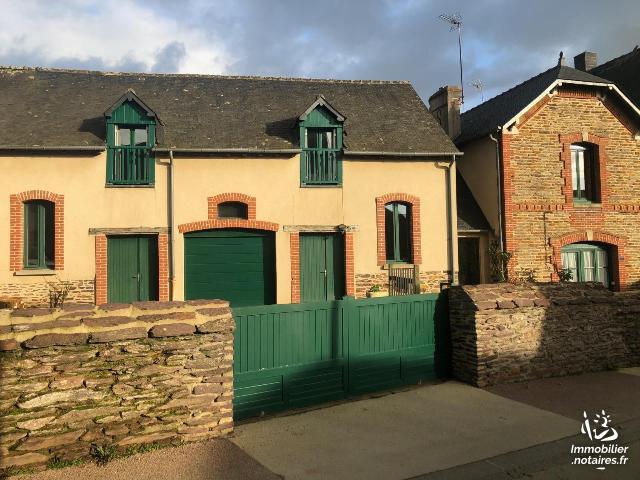 Vente - Maison - Saint-Erblon - 150.00m² - 7 pièces - Ref : 35129-890