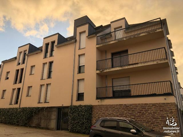 Vente - Appartement - Saint-Erblon - 38.71m² - 2 pièces - Ref : 35129-889